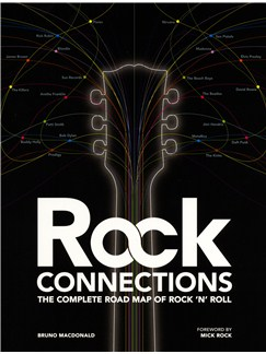 Bruno MacDonald: Rock Connections - The Complete Road Map Of Rock 'N' Roll Books |