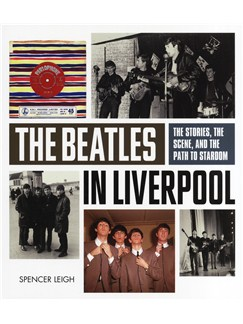 The Beatles In Liverpool Books |