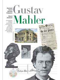 New Illustrated Lives of Great Composers: Mahler Books and CDs |