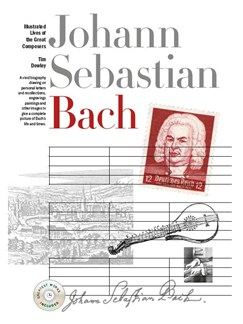 New Illustrated Lives Of Great Composers: Bach (Book/CD) Books and CDs |