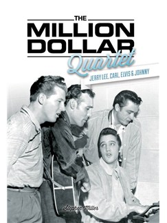 Stephen Miller: The Million Dollar Quartet Books |