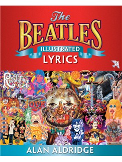 The Beatles: Illustrated Lyrics Books | Lyrics Only