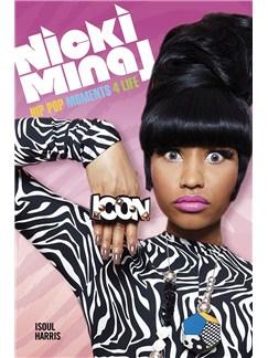 Nicki Minaj: Hip Pop Moments 4 Life Books |