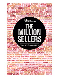 The Official Charts Company: The Million Sellers - The UK's Greatest Hits Books |