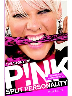 The Story Of P!NK: Split Personality Books |