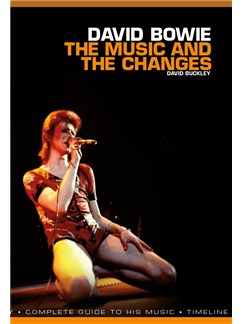 David Bowie - The Music And The Changes Books |