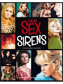 Cinema Sex Sirens Libro |