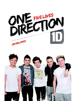 One Direction: Five Lives Books |