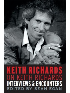 Keith Richards On Keith Richards: Interviews And Encounters Books |