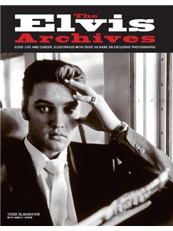 The Elvis Archives Books |