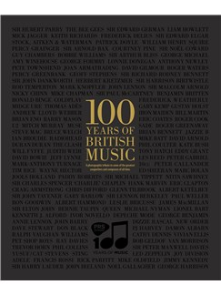 100 Years Of British Music Books |