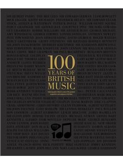 100 Years Of British Music Books |