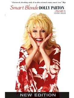 Stephen Miller: Dolly Parton - Smart Blonde (Updated Edition) Books  
