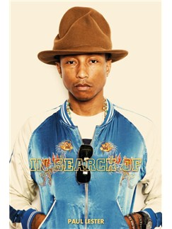 Paul Lester: In Search Of... Pharrell Williams Books |