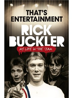 Rick Buckler: That's Entertainment - My Life In The Jam Books |