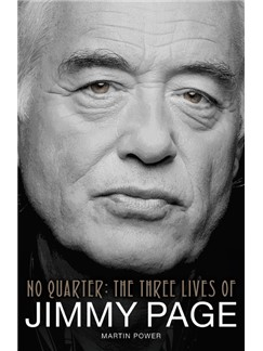 Martin Power: No Quarter - The Three Lives Of Jimmy Page Books |