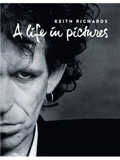 Keith Richards: A Life In Pictures Books |