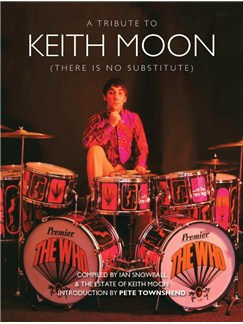 A Tribute To Keith Moon (There Is No Substitute) Livre |