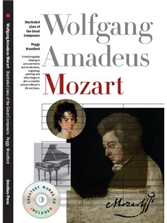 Illustrated Lives Of The Great Composers: Wolfgang Amadeus Mozart Books and CDs |