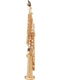 Odyssey: OSS-600 Premiere B Flat Straight Saxophone Instruments | Soprano Sax