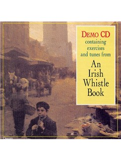 An Irish Whistle Book CDs | Pennywhistle