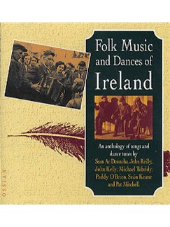 Folk Music And Dances Of Ireland CDs |
