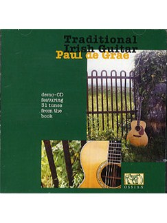 Paul De Grae: Traditional Irish Guitar (CD) CDs | Guitar