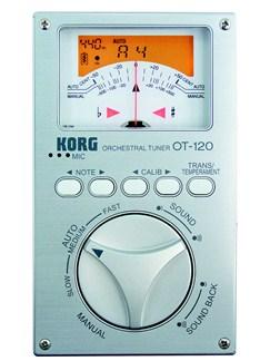Korg Studio Pro Electronic Tuner  OT-120  |