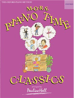 More Piano Time Classics Books | Piano