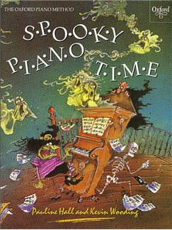 Spooky Piano Time Books | Piano