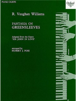 Ralph Vaughan Williams: Fantasia On Greensleeves Books | Piano Duet