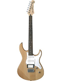 Yamaha: Pacifica 112V Electric Guitar - Yellow Natural Satin/Rosewood Instruments | Electric Guitar