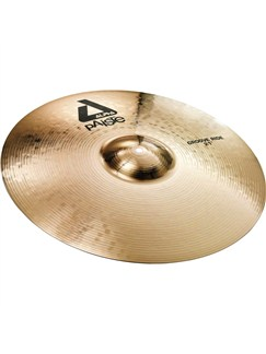 "Paiste: Alpha 21"" Groove Ride Cymbal Instruments 
