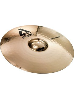 "Paiste: Alpha 17"" Rock Crash Cymbal Instruments | Drums, Percussion"