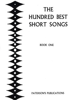 The Hundred Best Short Songs Book One Bog | Mezzosopran, Klaver solo, Sopran, Tenor