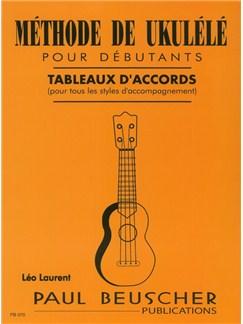 Laurent Leo: Méthode De Ukulélé Pour Débutants Books | Ukulele