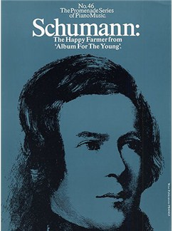Schumann:The Happy Farmer from 'Album for the Young' (No.46) Books | Piano