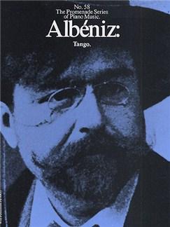 Albeniz: Tango (No.58) Books | Piano