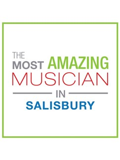 The Most Amazing Musician In Salisbury: Classic - Greeting Card  |