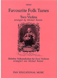 Favourite Folk Tunes Books | Violin (Duet)