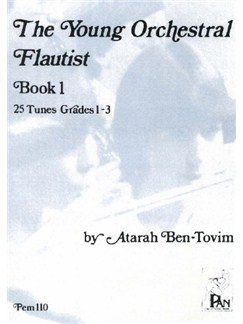 The Young Orchestral Flautist Book 1. Books | Flute