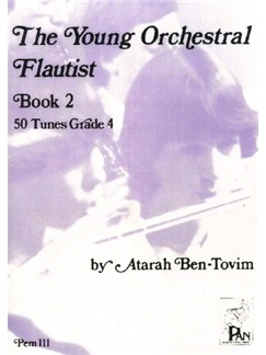 The Young Orchestral Flautist Volume 2 Books | Flute