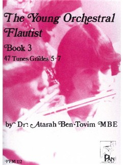 The Young Orchestral Flautist Book 3 Books | Flute