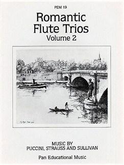 Romantic Flute Trios Volume 2 Books | Flute (Trio)