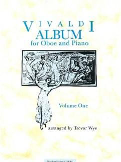 Vivaldi Album - Volume 1 Books | Oboe, Piano Accompaniment