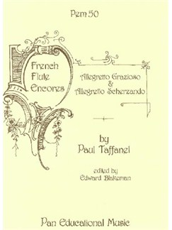 Allegretto Grazioso & Allegretto Scherzando Books | Flute
