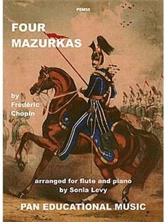Four Mazurkas Books   Flute