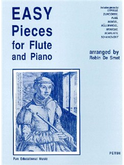 Easy Pieces Books | Flute