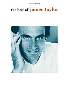 The Best Of James Taylor Books | Piano and Voice, with Guitar chord boxes