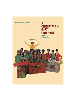Phil Spector: A Christmas Gift For You Books | Piano, Vocal & Guitar